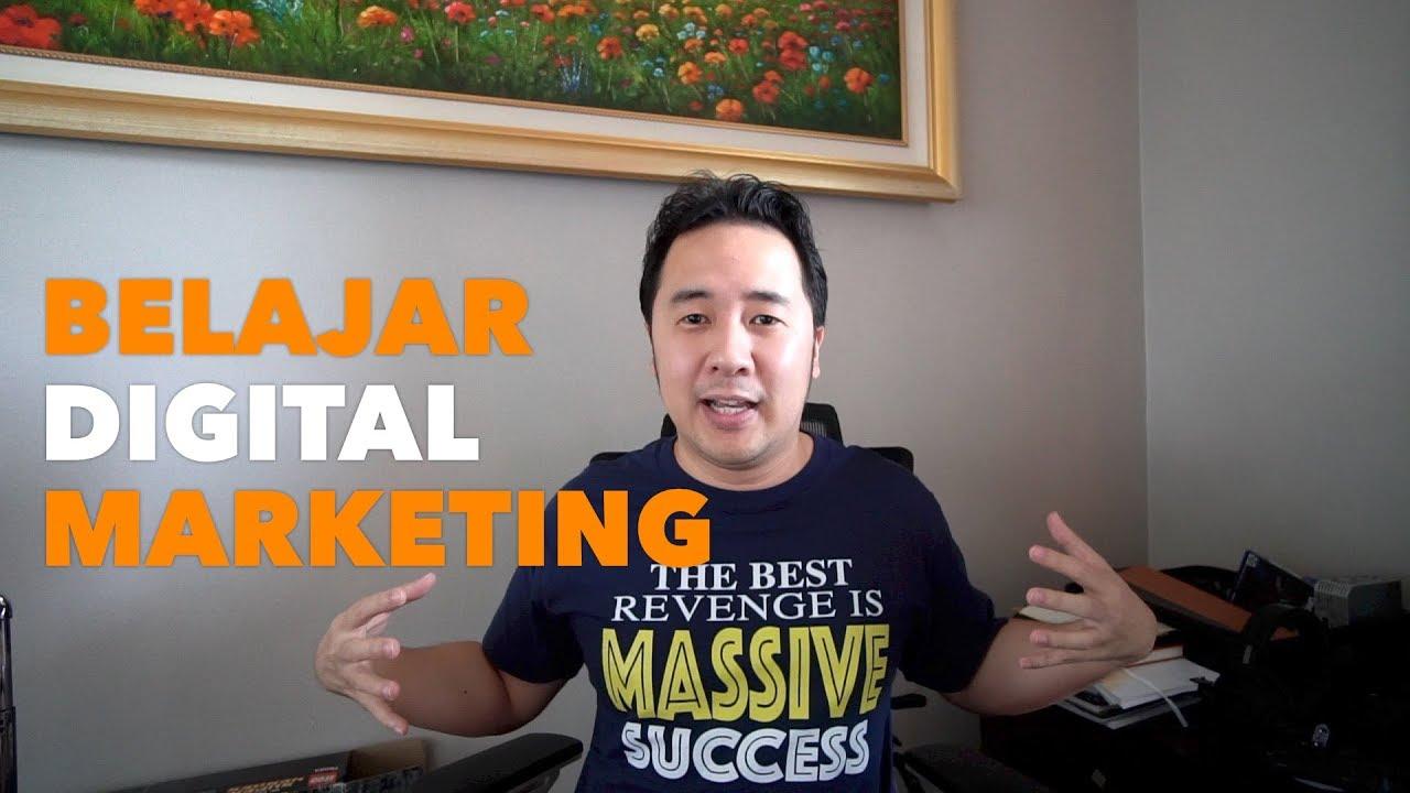 Bagaimana Mulai Belajar Digital Marketing Di Digitalmarketer Id Dennysantosotv Ep29 Youtube