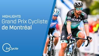 Grand Prix Cycliste de Montréal 2019 | Full Race Highlights | inCycle