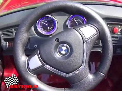 kinder accu auto bmw x6 youtube. Black Bedroom Furniture Sets. Home Design Ideas