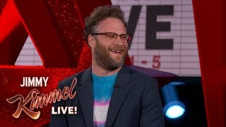 Seth Rogen On Vegas, Knocked Up, Mushrooms & Marijuana
