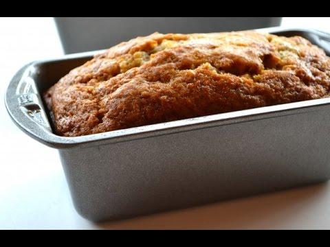 Grandma's Sour Cream Banana Bread - How to Make
