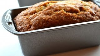 Grandmas Sour Cream Banana Bread - How to Make