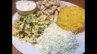 """Традиционное блюдо """"мамалыга"""" от #DBkitchen"""