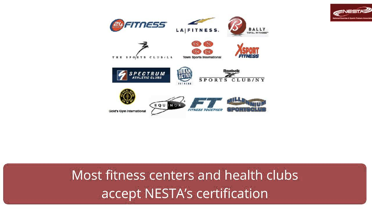 Personal training certification programs youtube personal training certification programs 1betcityfo Image collections