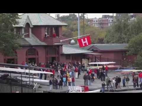 Harvard Heavyweight Crew Facility Tour