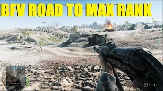 BATTEFIELD V LIVE! ROAD TO MAX RANK! STREAM#2