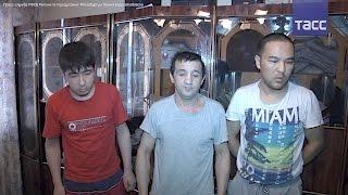 Предполагаемые вербовщики террористов задержаны в Санкт-Петербурге
