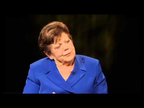 Utah Conversations with Ted Capener with former Governor Olene Walker