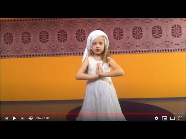 Kundalini yoga voor kinderen
