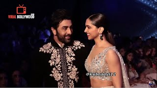Ranbir Kapoor & Deepika Padukone - Where Do Broken Hearts Go (The Walk Of Mijwan 2018)