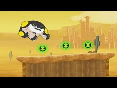 BEN 10 HERO TIME - Full Game - Cartoon Network