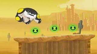 BEN 10 HERO TIME - Volle Spiel - Cartoon Network