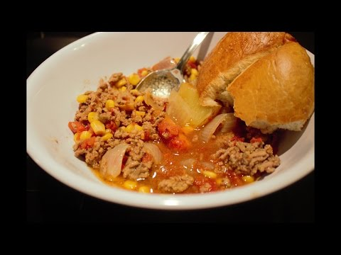 Slow Cooker Ground Beef Stew Easy ~ Crock Pot ~