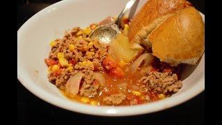 Slow Cooker Ground Beef Stew Easy ~ Crock Pot ~