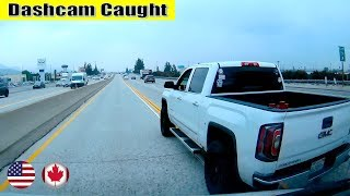 Ultimate North American Cars Driving Fails Compilation - 100 [Dash Cam Caught Video]