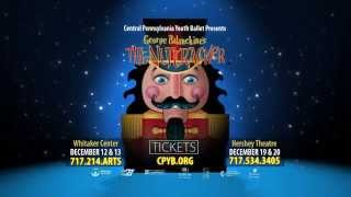 CPYB presents George Balanchine's The Nutcracker™ 2015
