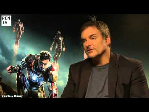 Iron Man 3 Director Shane Black Interview Mp3