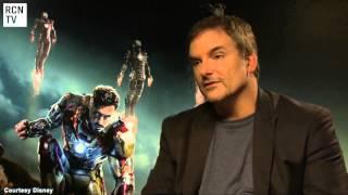 Iron Man 3 Director Shane Black Interview