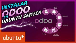 La forma más simple de instalar Odoo 10 en Ubuntu 16.04