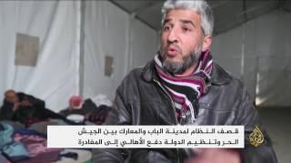 أبو محمد يروي للجزيرة تفاصيل انتقاله إلى مخيم أعزاز