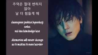 Jung Yong Hwa (CNBLUE) ft. Yoon Do Hyun - Cruel Memories (추억은 잔인하게…) [Lyrics/Eng.Trans]