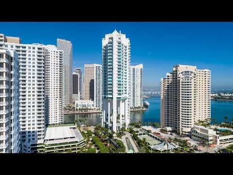 Best Penthouse on Brickell Key Island -- Lifestyle Productio