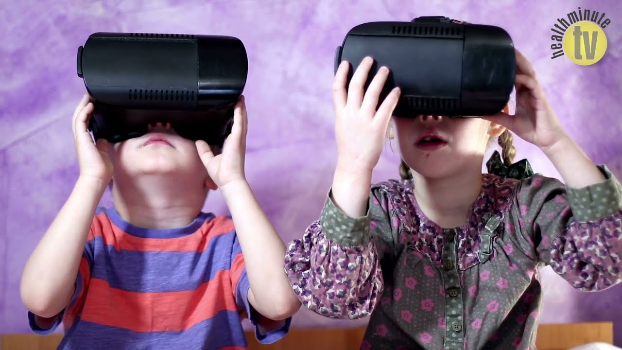 VIDEO: New study uses virtual reality to relieve burn injury-related pain in children.