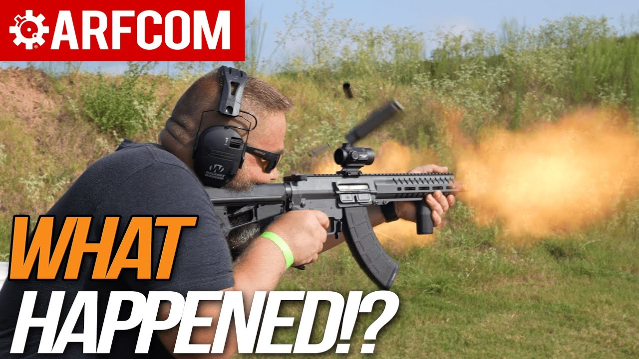 What Actually happened at Primary Arms range day?!?