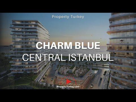 Charm Blue l Seafront Homes Istanbul Centre l Luxury Estate