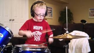 jaxon smith 6 yr old self taught drummer rush 2112 presentation