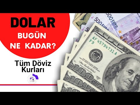 5 Ekim 2020   TCMB Kurları , Dolar Kuru Ne Kadar? Euro Kaç tl ve Sterlin