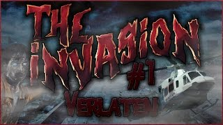 THE INVASION #1 - VERLATEN