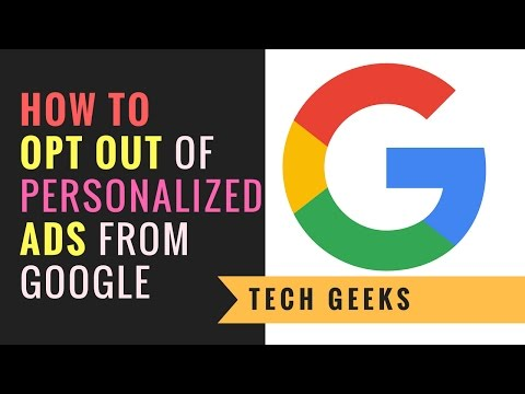 How to Opt Out of Personalized Ads from Google