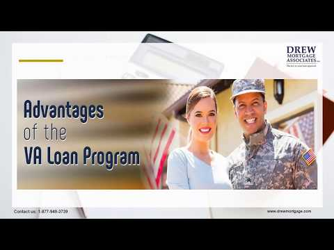 Benefits of The VA Mortgage Loan