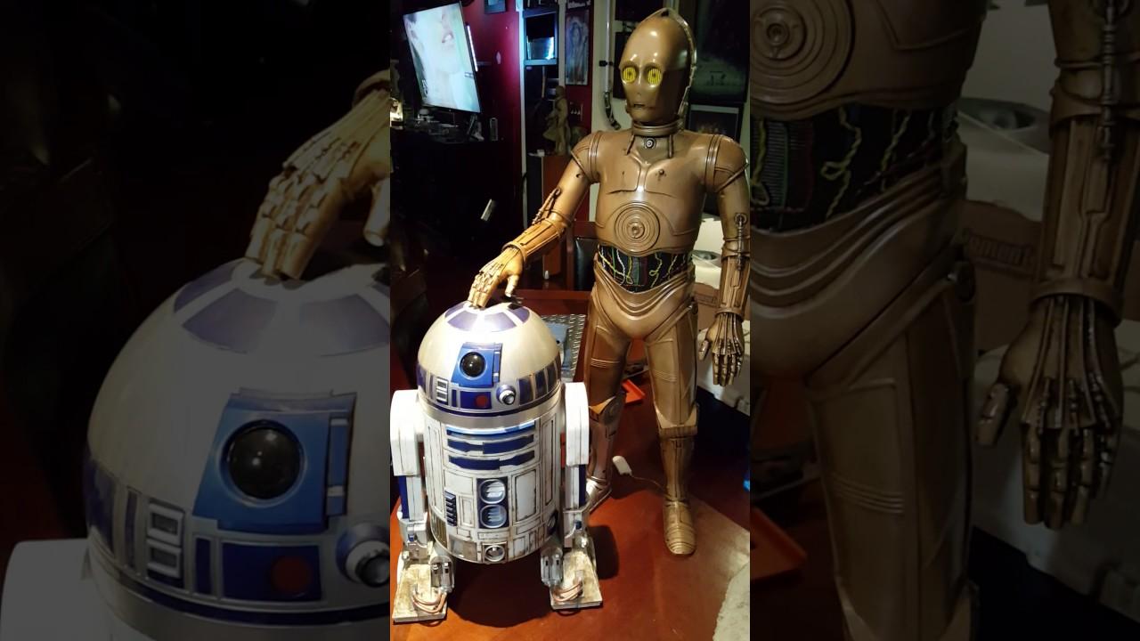 Star Wars 18-Inch R2-D2 Giant Action Figure JAKKS PACIFIC