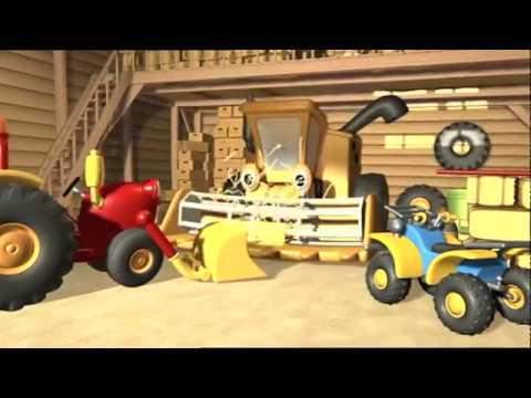 Traktor Tom 5 Kreslene Pohadky Pro Deti Youtube