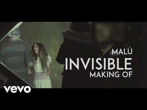 Malú - Invisible (Making Of)