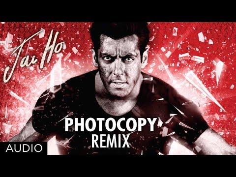 Jai Ho Song: Photocopy Full Audio (Remix) | Salman Khan, Tabu
