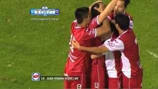 Gol Riquelme. Racing 0 - Argentinos 1. 8vos. Copa Argentina. FPT