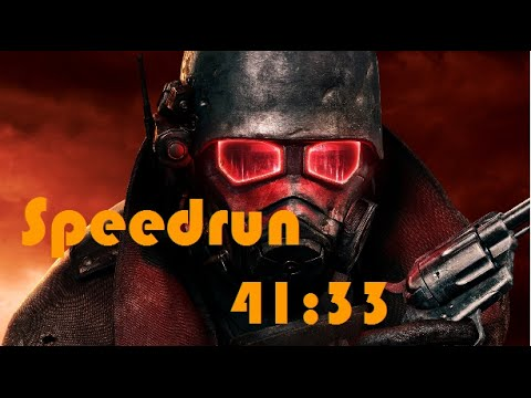 Fallout New Vegas speedrun FR HD any% :...