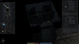 Sui Generis - Exanima - 2nd level. Part 1.