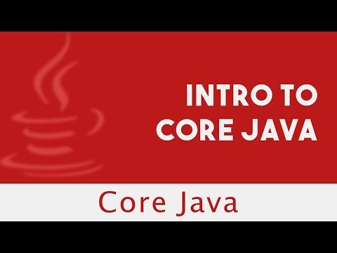 CORE JAVA | Programming Language - Introduction | Evolution of JAVA | Features of JAVA
