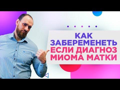 Как забеременеть, если диагноз миома матки?   Павел Науменко