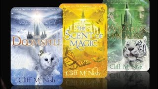 The Doomspell Trilogy - fantasy novels by Cliff McNish