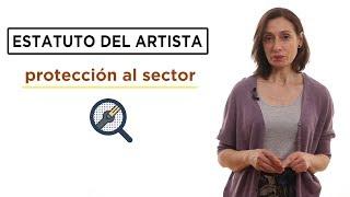 #EstatutoDelArtista. Rosana Pastor.