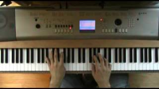 Mad World by Gary Jules on Piano + Improvisation