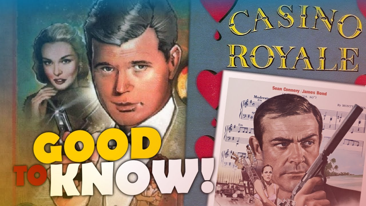 The Actual First James Bond Film from 1954 -
