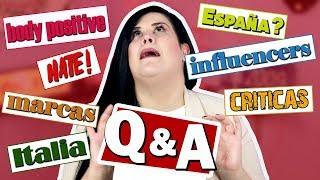 ¿House Tour? ¿Marcas que rechazaría? ¿Hate e Influencers? | El Q&A más largo de la historia...😆