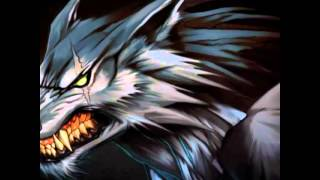 Anime wolves this is Halloween
