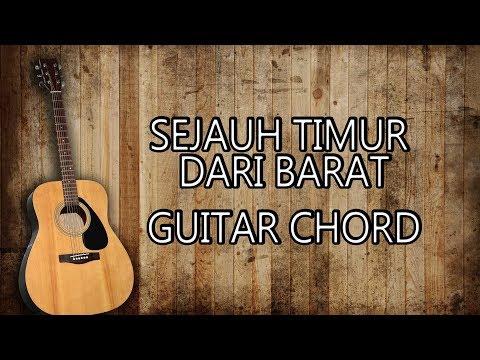 Sejauh Timur Dari Barat | Guitar Chord | Christian Song